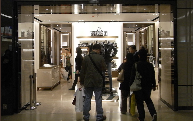 Targetting Luxury Shoppers