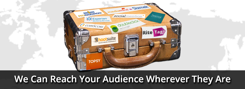 digital services agency London - Reach your audience