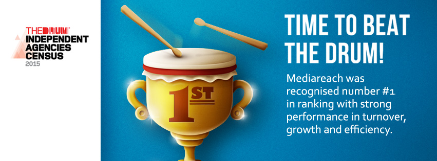 Great  News! - Time to beat the drum